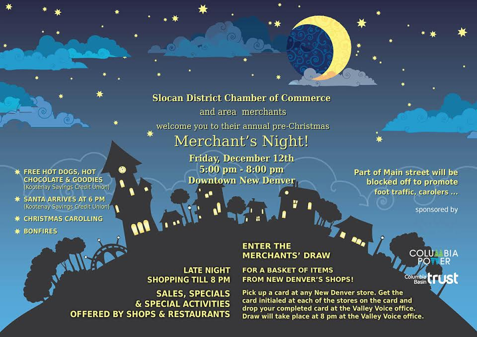 Merchants' Night 2014