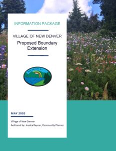 Information Package - Proposed Boundary Extension